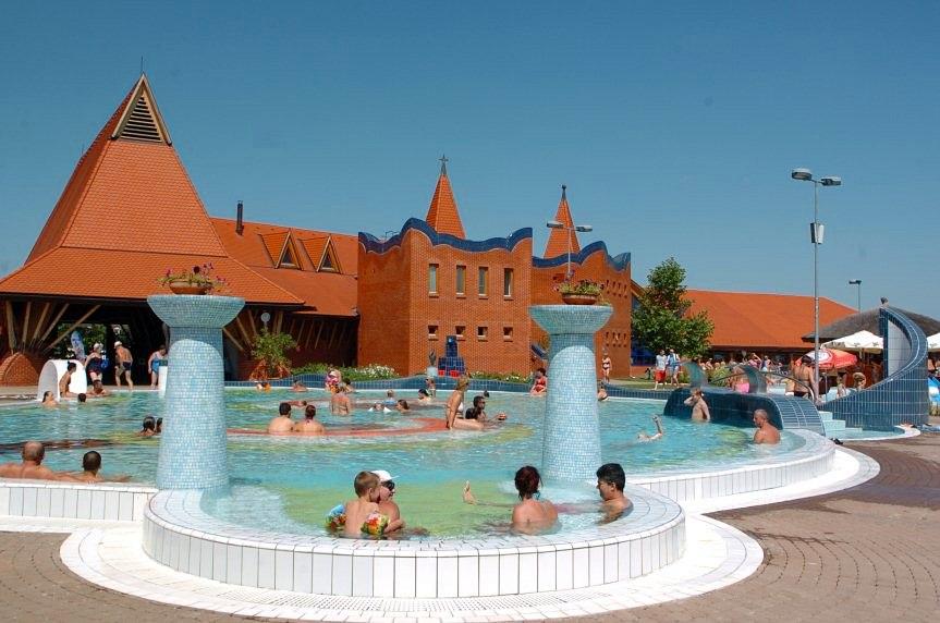 Marcali Városi Gyógyfürdő és Szabadidőközpont
